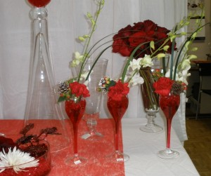 Wine Glass Party Favours