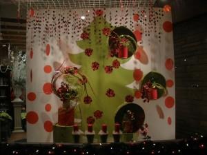Open House window display