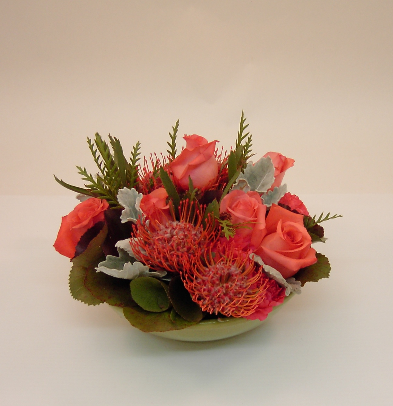 Floral Arrangement with lots of texture
