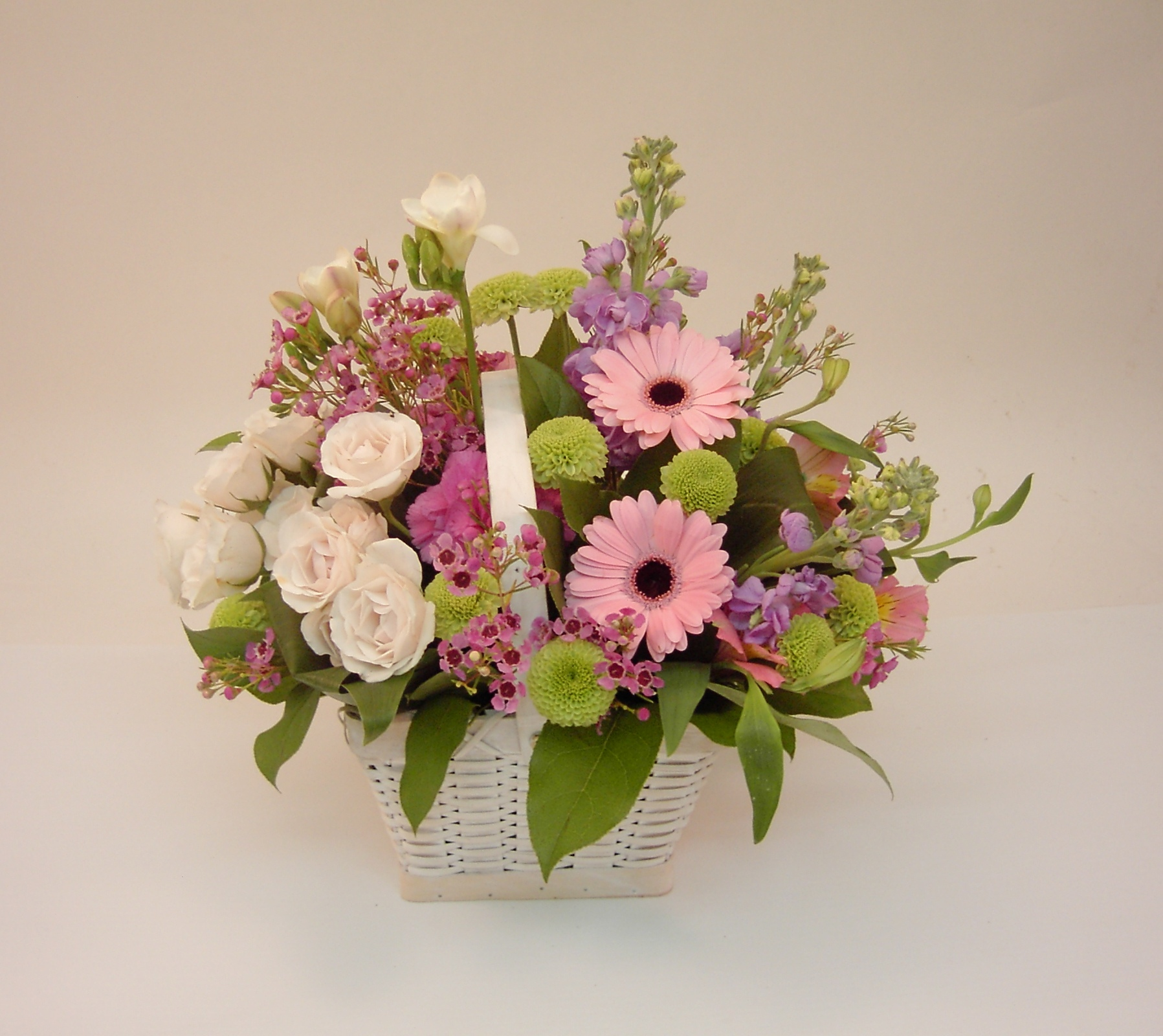 Flower Basket Arrangements Pictures : Easter baskets which would you choose martin s the