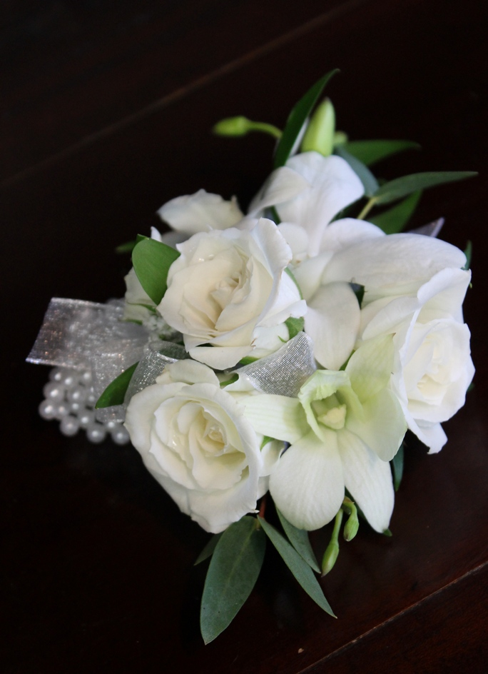 Prom Corsages and Boutonnieres - Martin's, the Flower People