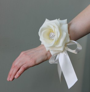 Prom Corsages and Hair Flowers - Martin's, the Flower People