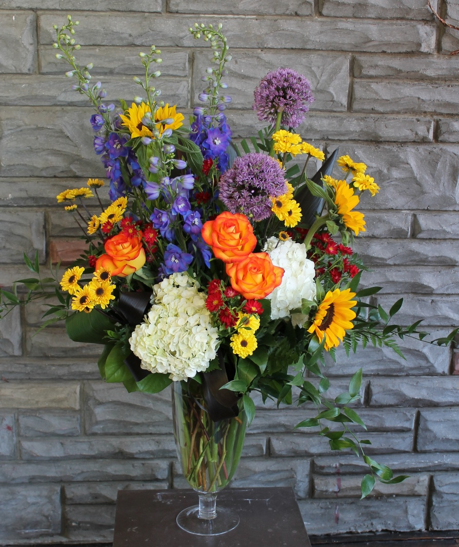 Flower arrangements created by martins the flower people for here is a selection of custom designed arrangements done by the floral artists at martins you can use these ideas as a launch pad for your own creation izmirmasajfo