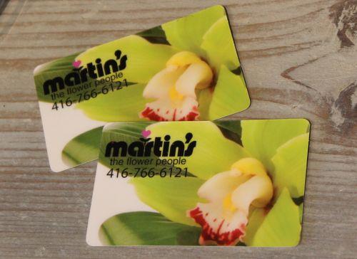 Martin's Gift Card - $25